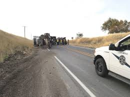 100 Directions For Trucks Semi Crash Tuesday Closes Highway 2 The SpokesmanReview