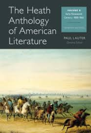 The Heath Anthology Of American Literature Volume B Edition 7