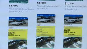 FBI Warns Of Phony Online Car Sales As Tax Refunds Roll In New Classic Craigslist Muscle Cars For Sale Willys Coupe Used Toppers Plus Truck Accsories Elegant 20 Images Wichita Food Trucks And Wallpaper Fsbo Wichita Ks Homes By Owner 85565302 Call Us Jay Hatfield Mobility Blvdcom 3000 Would You Plug Into This 1999 Ford Ranger Ev Car Release Tyler Hoover On Twitter I Bought The Cheapest Acura Nsx In Usa Super Guys Dealer Best Selling My Httpwichitacraigslisrgcto5000987962html