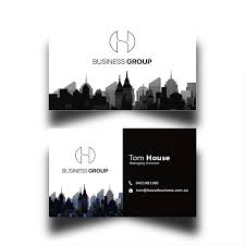 Upmarket Modern Business Business Card Design For Compare Invest