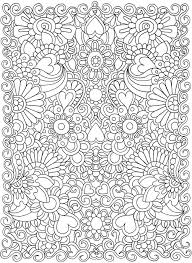 Creative Haven Dream Doodles A Coloring Book With Hidden Picture Twist Answers Doodle