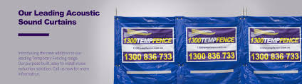 Sound Reducing Curtains Australia by Acoustic Sound Curtains Hire U0026 Sales 1300tempfence Australia