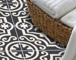 Peel N Stick Tile Floor by Peel And Stick Tile Etsy