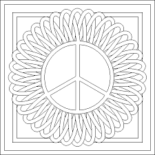 Pattern Coloring Pages 4