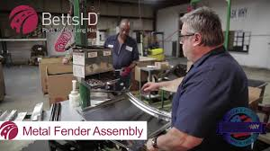 100 Truck Manufacturers Usa BettsHD Fender Manufacturing Made In The USA YouTube