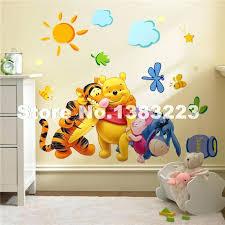 Vinyl Wall Design Ideas The Pooh Decals Kids Bedroom Baby Nursery Stickers Art Room Decor