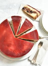 rotkäppchen kuchen mit vanille quark creme mix dich
