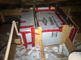 Lg Ceiling Cassette Mini Split by Help With Proper Sealing Of Ceiling Cassette In Attic U2014 Heating