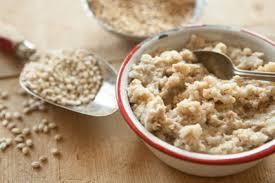 Slow Cooker Honey Vanilla Multigrain Hot Cereal