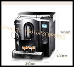 Commercial Coffee Machine Espresso Vending Fully Automatic Maker