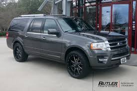 Ford Expedition With 22in Fuel Maverick Wheels Exclusively From ... 2018 Ford Expedition Limited Midwest Il Delavan Elkhorn Mount To Get Livestreamed Cable Sallite Tv The 2015 Reviews And Rating Motor Trend El King Ranch First Test Joliet Used Vehicles For Sale Lifted Trucks My Type Of Rides Pinterest Lifted Ford Compare The 2017 Xlt Vs Chevrolet Suburban 2wd In Lewes A With Crazy F150 Raptor Power Is Super Suv Of Amazoncom Ledpartsnow 032013 Led Interior Starts Production At Kentucky Truck Plant Near Lubbock Tx Whiteface