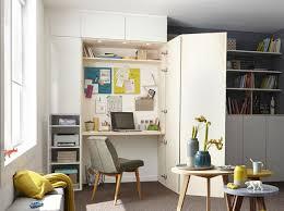 am ager un coin bureau dans un salon 10 coins sympas pour s aménager un bureau décoration