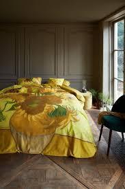 beddinghouse x gogh museum tournesol yellow