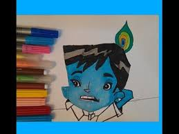 Rool No 21 Krish Coloring Pages For Kids 2016