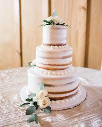 Half Naked Cake Wedding Jacksonville Beach Destination Fresh