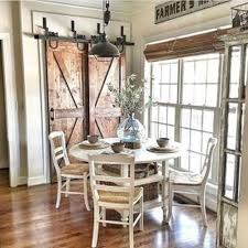Modern Rustic Farmhouse Dining Room Style Ideas 39