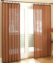 Sliding Door Curtain Ideas Pinterest by Slide Door Curtains U2013 Rabbitgirl Me
