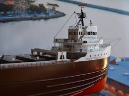 What Year Did The Edmund Fitzgerald Sank by Edmund Fitzgerald Ship Model 44 Inches 111 Cm Long