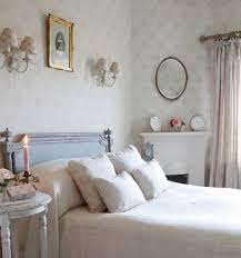 chambre style shabby design interieur amenagement chambre coucher style shabby chic