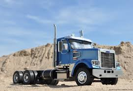 Modern American Conventional Truck (day Cab, Set Forward Axle) – A&N ...