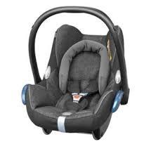 siege auto bb confort siège auto groupe 0 cabriofix bébé confort triangle black noir fnac