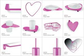 badaccessoires pink my lovely bath magazin für bad spa