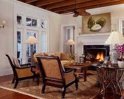 West Indies Tropical Living Room