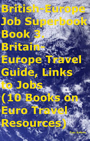Get Quotations British Europe Job Superbook Book 3 Britain Travel Guide Links To