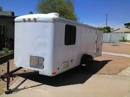 Guest Post 2013 6 X 12 Cargo Trailer Camper Bug Out Suite Build
