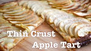 Apple Galette Thin Crust Pie Recipe Parisian Kitchen
