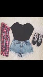 Tumblr Themed Cute Summer Outfits