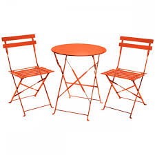 3 Piece Metal Bistro Set Patio Furniture Table & 2 Chairs - Coral Brompton Metal Garden Rectangular Set Fniture Compare 56 Bistro Black Wrought Iron Cafe Table And Chairs Pana Outdoors With 2 Pcs Cast Alinium Tulip White Vintage Patio Ding Buy Tables Chairsmetal Gardenfniture Italian Terrace Fniture Archives John Lewis Partners Ala Mesh 6seater And Bronze Home Hartman Outdoor Products Uk Our Pick Of The Best Ideal Royal River Oak 7piece Padded Sling Darwin Metal 6 Seat Garden Ding Set