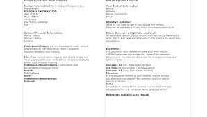 Resume Character Reference Example With How To Write A In Job References Sample Format