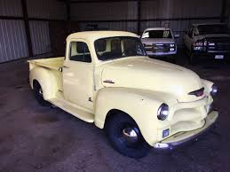 BangShift.com This 1954 Chevrolet 3100 Pickup Has A Cummins 4BT ... Tci Eeering 471954 Chevy Truck Suspension 4link Leaf 1954 Pickup 3100 31708 Jchav62 Flickr Restoration Pictures Chevrolet Classics For Sale On Autotrader Advance Design Wikipedia 5 Window Pickup F1451 Indy 2016 Image 803 Sema 2017 Quadturbo Duramaxpowered 54 Auto Bodycollision Repaircar Paint In Fremthaywardunion City Yarils Customs A Beautiful Two Tone Stepside