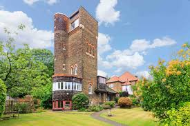 104 House Tower Unusual Water Home Unchanged Since The Seventies For Sale In North London Homes And Property Evening Standard