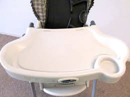 Evenflo Fold High Chair by Evenflo Easy Fold High Chair With Tray Baby Foldable Slim Compact