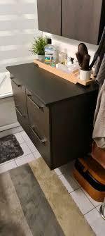 vekaufe hier badezimmer schränke ikea serie godmorgon
