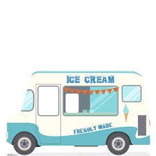 100 Icecream Truck Ice Cream Photo Standee 45in X 76in Party City