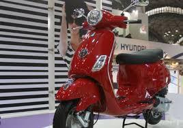 2012 Piaggio Vespa LX 125 Scooter Price In India