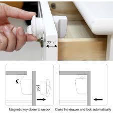 Lamp Liter Inn Motel Visalia by 100 Hidden Magnetic Locks For Cabinets Handle Sliding Glass