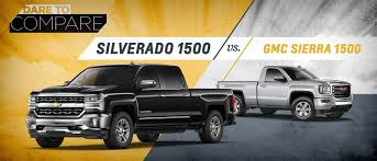 2018 Chevy Silverado 1500 Vs. GMC Sierra 1500 | Bradshaw Automotive ... 2019 Gmc Sierra Or Chevy Silverado Which One Do You Like Road Test And Review Innovative From Back To Front 20 Denali 2500 Hd Spied With Luxurylevel Upgrades Chevrolet High Country Vs Ck Wikipedia Ram 1500 Pickup Truck Gets Jump On Lift Level Your Trucksuv The Right Way Readylift Bifuel Natural Gas Pickup Trucks Now In Production Gm To Offer Clng Engine Option Trucks And Vans Competion Lowe Red Wing Mn