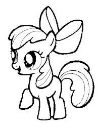 My Little Pony Print Out Coloring Pages Rarity
