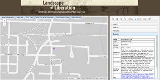Landscape of Liberation Civil War African American Archaeology in
