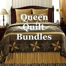 primitive quilt bedding sets primitive bed quilts primitive
