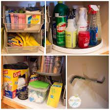 the sink organization kitchen series 2013 pretty neat living