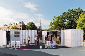 100 Converted Containers Free Boston Cambridge Concerts This Fall To Take Place In Converted