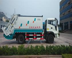 Electric Garbage Truck, Electric Garbage Truck Suppliers And ...