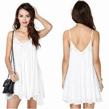 cheap casual white summer dress find casual white summer dress