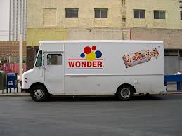 100 Wonder Bread Truck Hostess Cakes Delivery A Photo On Flickriver
