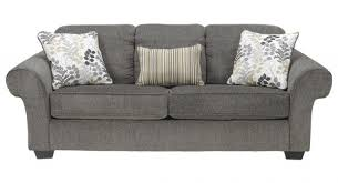 makonnen charcoal sofa set ashley furniture queen in katy